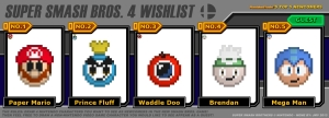 PixelatedYoshi's Wishlist